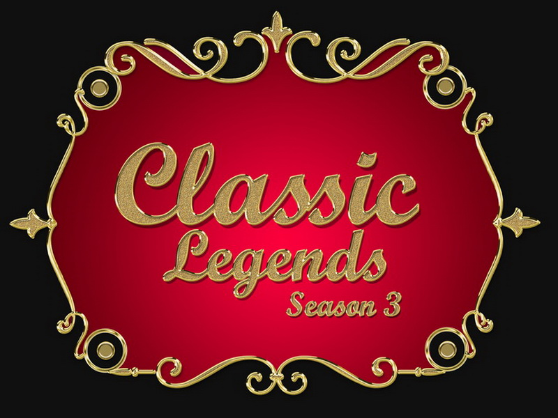 Logo design for Zee Classic Javed akhtar show Classic Legends